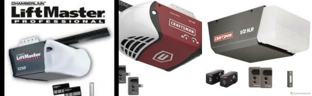 Motores eléctricos para portones marca LiftMaster. Instalación profesional en todo el país.