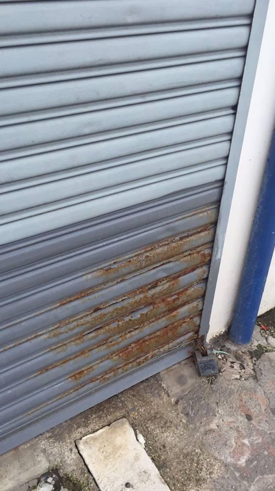 Reparación de portón en Cartago