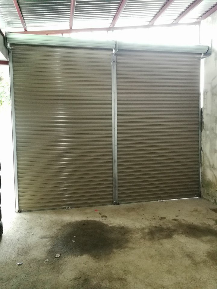 Reparación y mantenimiento de portones y cortina metálicas.