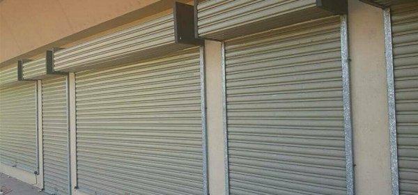 Instalación y reparación de cortinas metálicas