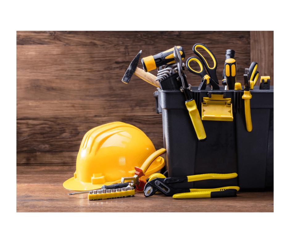 herramientas para la reparacion de portones